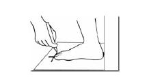 MBT misura del piede